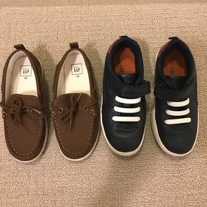 🌸2 for $18🌸 Toddler Boy Shoes (GAP and Carter's)